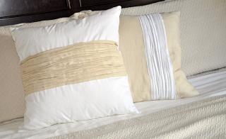 Anthro Inspired Pintuck Pillow