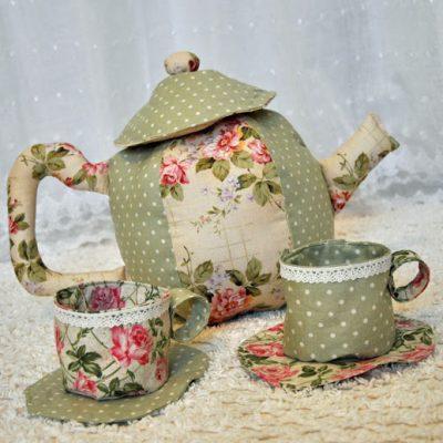 Fabric Tea Party