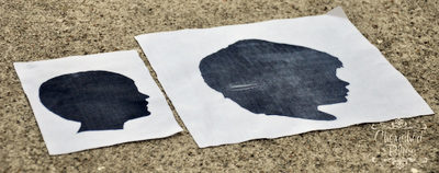 Printing on Fabric – Silhouettes