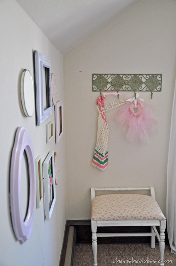 Cherished Bliss- Shabby Chic Room