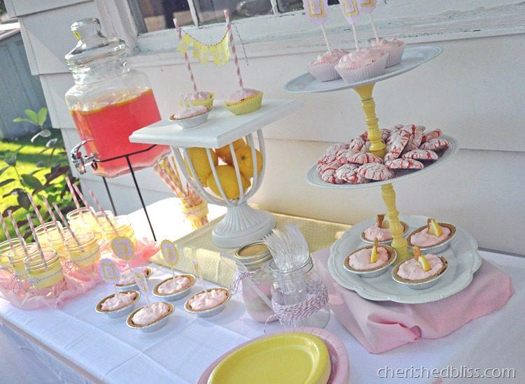 Pink Lemonade Party