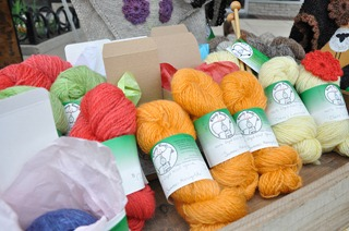 wheely wooly yarn