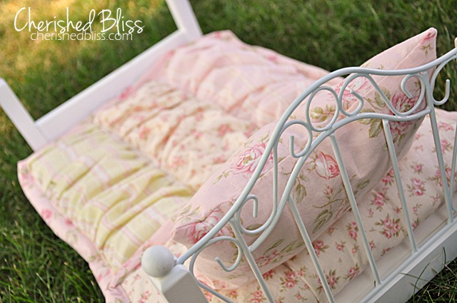 Baby Doll Bed Quilt
