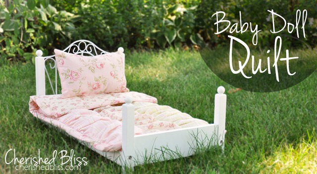Baby Doll Quilt Main