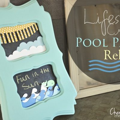 A {framed} Summer – Lifestyle Crafts