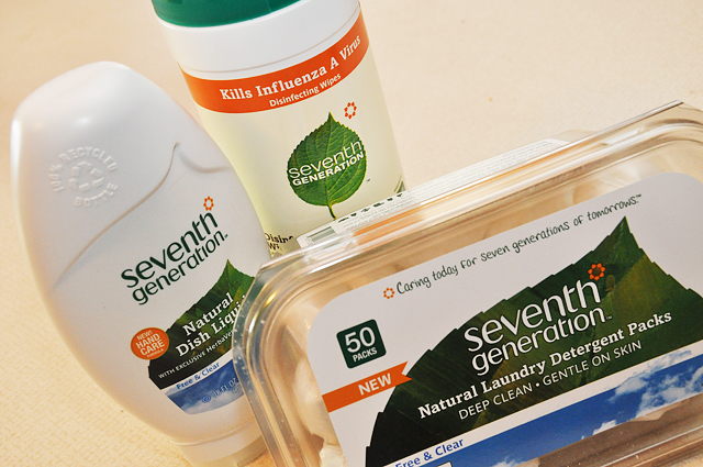 Seventh Generation Review and Giveaway // Cherished Bliss