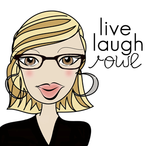 Live Laugh Rowe {Featured Sponsor}