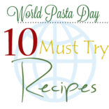 World Pasta Day – 10 Must Try Recipes