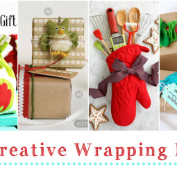It's All in the Wrapping – {a series for wrapping ideas}