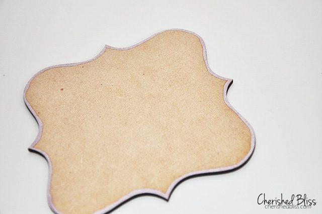 Cupcake Liner Handmade Ornaments via cherishedbliss.com #christmas #ornaments