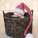 Stocking Hat Crochet Pattern {free}