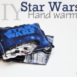 Star Wars Rice Hand Warmers Tutorial