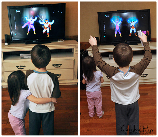 Just Dance 4 - Fun for the whole family #CleverJD4 #spon