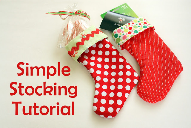 10 Awesome Stocking Tutorials #christmas