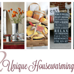 unique housewarming gifts