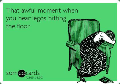 Legos Legos and more legos via cherishedbliss.com