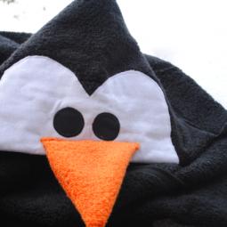Penguinhoodedtoweltutorial