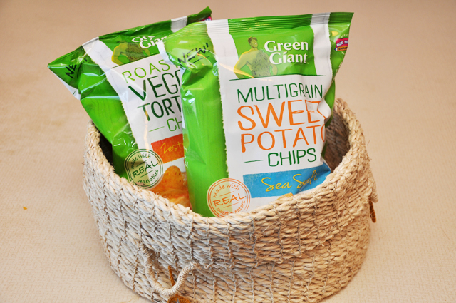 Green Giant Veggie Chips #AGiantSurprise