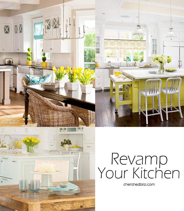 Revamp Your Kitchen With Home Depot Cherished Bliss: house beautiful kitchen of the year 2013