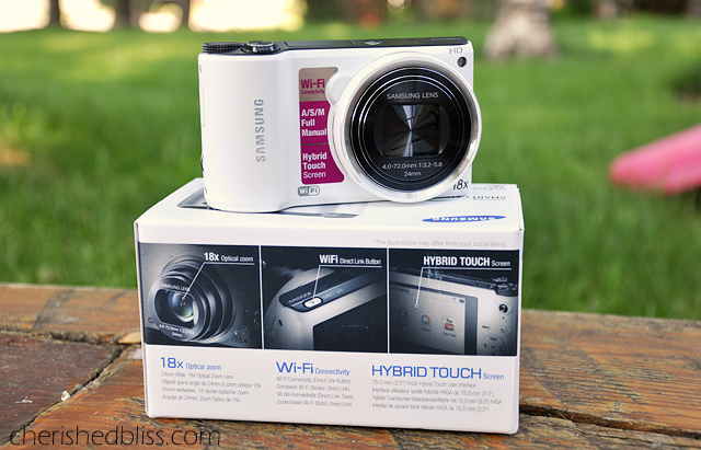 The Samsung WB200 Review with Wi-Fi Direct. A great point and shoot for your everyday needs! #shop #SocialCamera