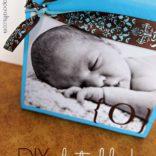 DIY Photo Block – Ginger Snap Crafts