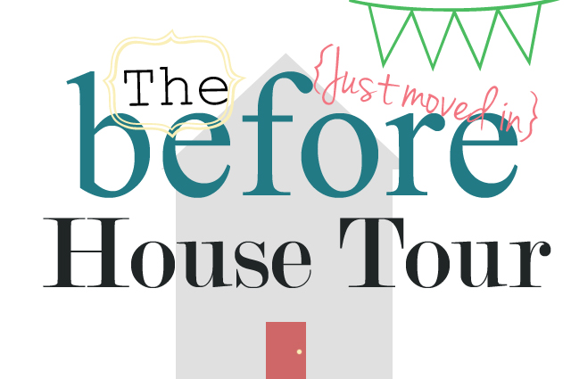 The Before House Tour at cherishedbliss.com