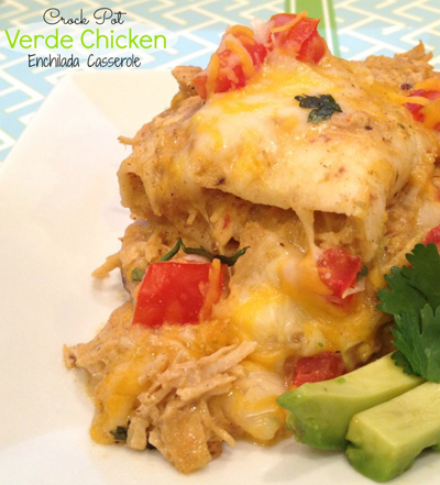 Crock-Pot-Salsa-Verde-Chicken-Enchilada-Casserole-with-Kraft-Recipe-Makers