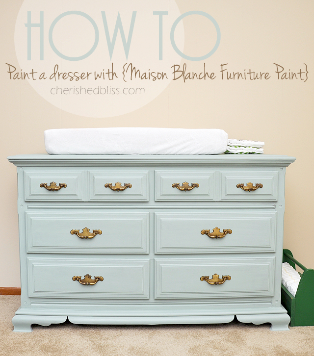 Sanding Ikea Furniture And Then Chalk Paint