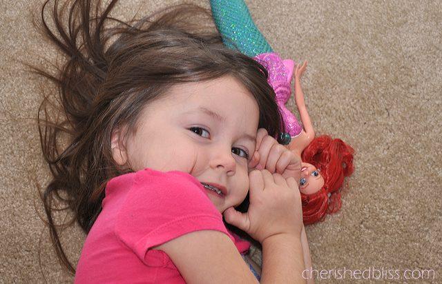 The Little Mermaid Singing Doll Play Time! #shop #DisneyPrincessPlay #cbias