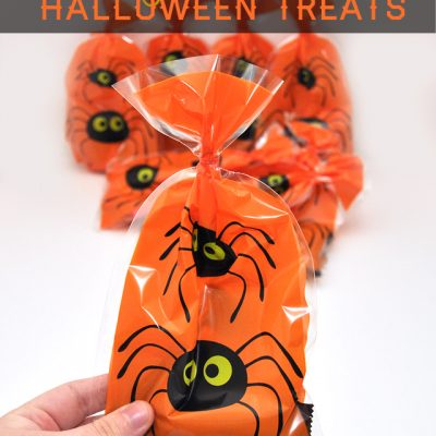 Last Minute Halloween Treat Bags with Pick 'n Save