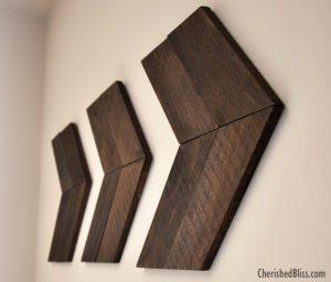 Wooden Arrows