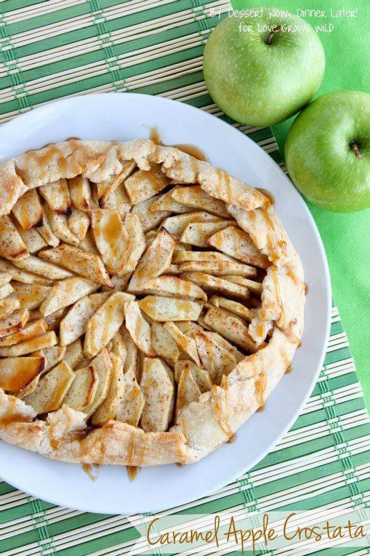 Caramel Apple Crostata1