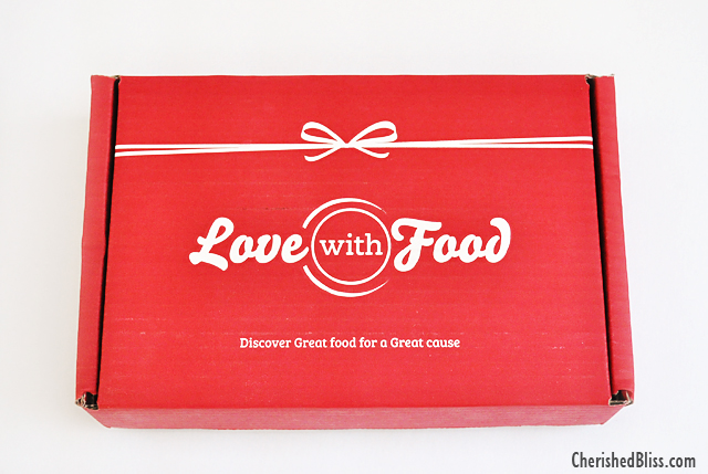 Love with Food Box #ad