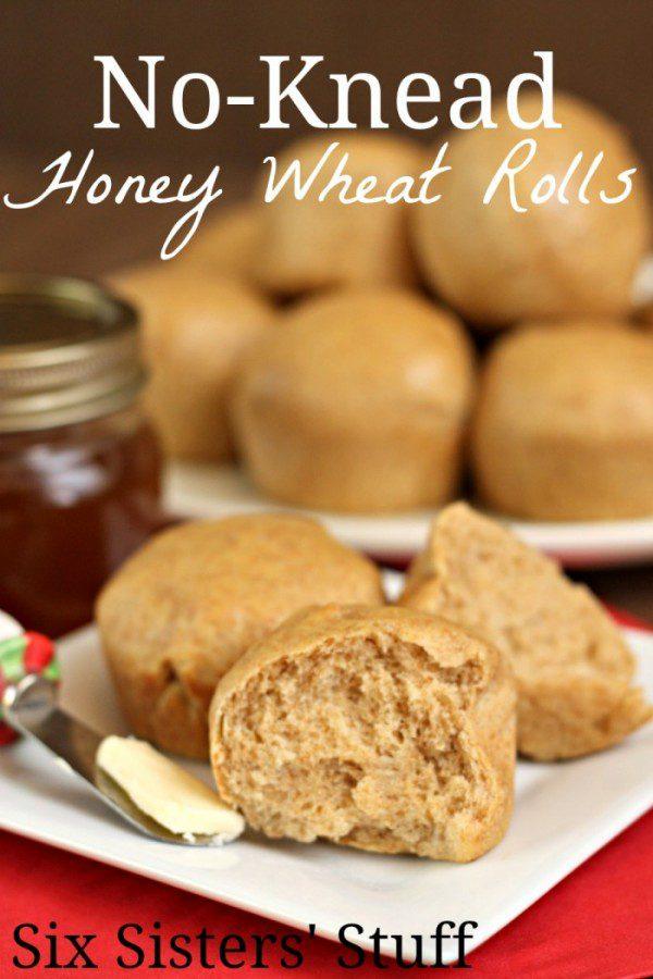 No-Knead-Honey-Wheat-Rolls-700x1050