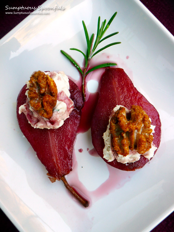 Rosemary-Red-Wine-Poached-Pears-w-Honey-Mascarpone