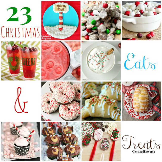 23 Delicious Christmas Desserts that are perfect for Christmas occasion!
