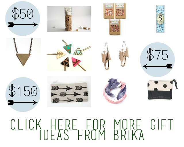 Gift Giving Guide from BRIKA #sp