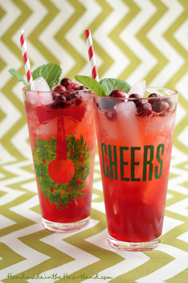 Cranberry-Sprite-Holiday-Punch
