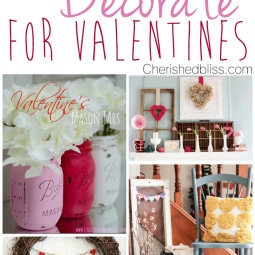 10 Ways to Decorate for Valentines