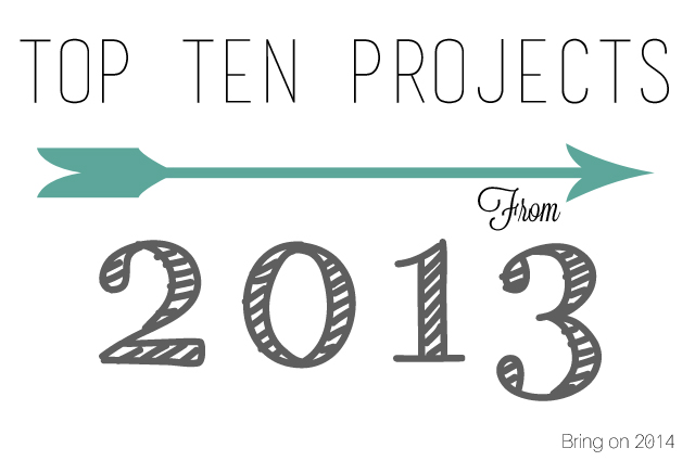 top 2013 Projects