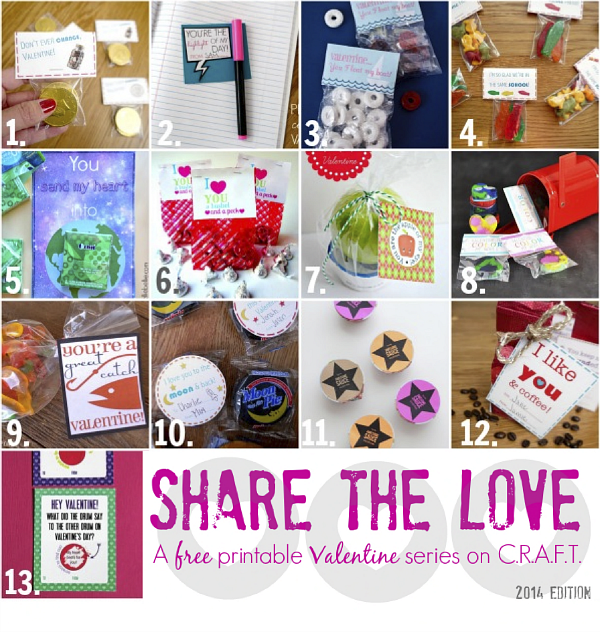 Share the Love 2014 Cover