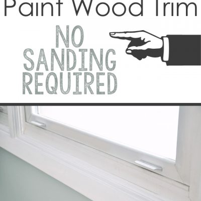 Tips on How to Paint Wood Trim