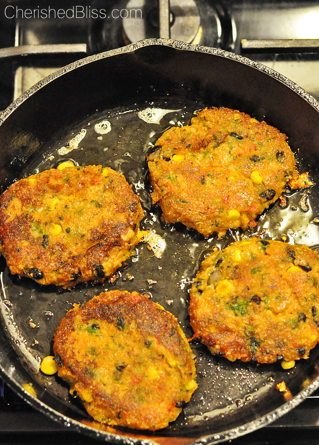 These veggie burgers are so good and full of flavor. They are a scrumptious, healthy alternative to the original hamburger that will have your mouth watering.