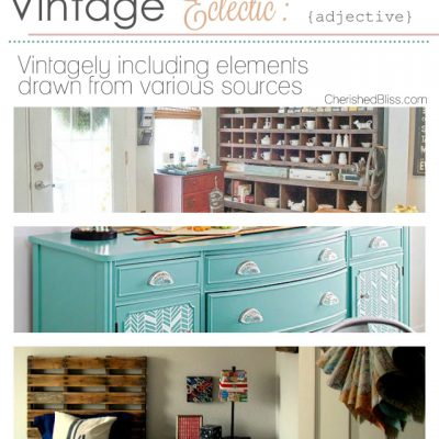 Get the Look: Vintage Eclectic