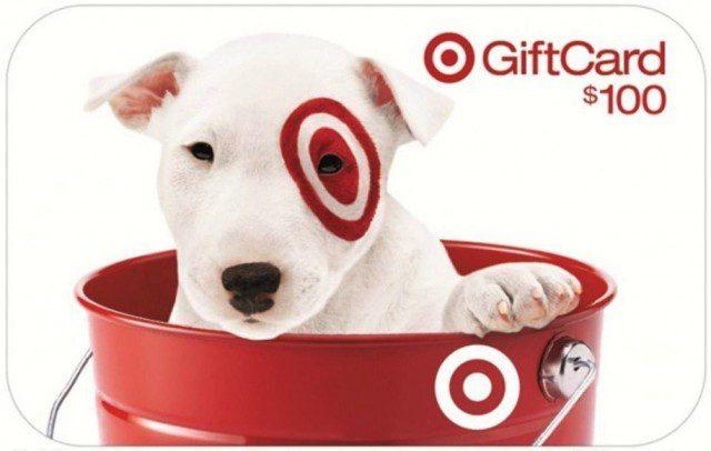 100-Target-Gift-Card