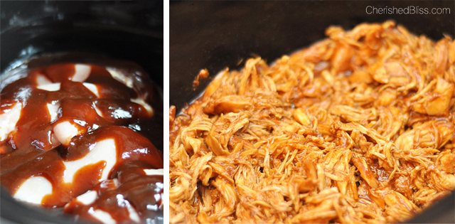 Easy BBQ Chicken Smashed Potatoes that will leave your taste buds singing! #KCmasterpiece #ad