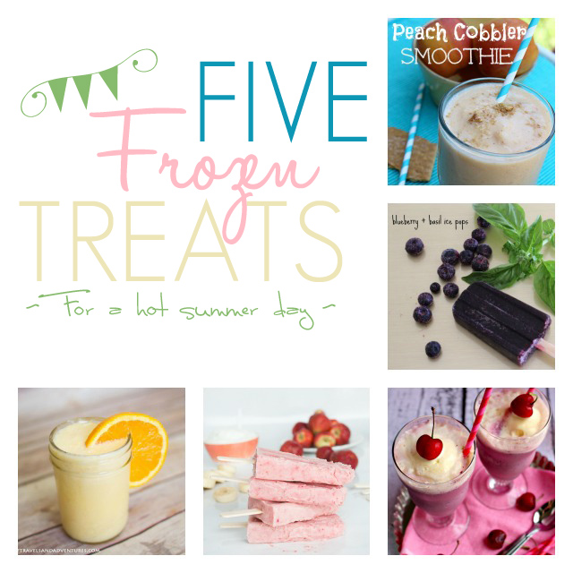 Five Frozen Treats