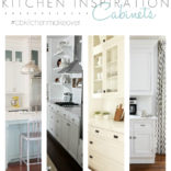 My Kitchen Cabinet Inspiration