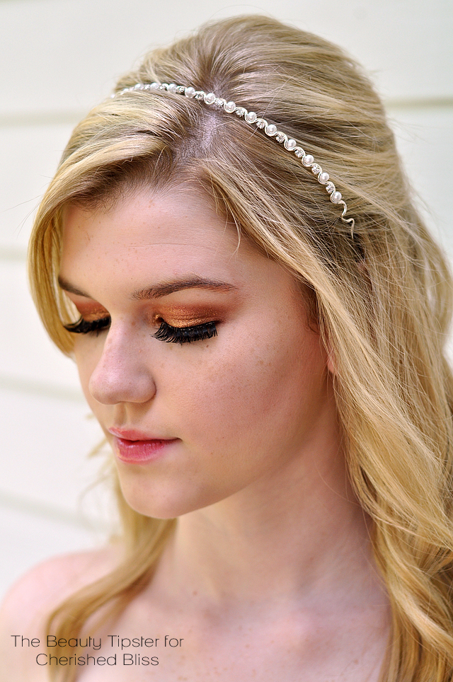 prom makeup tutorial cherished bliss