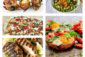 20 Smokin' Hot Grilling Recipes via CherishedBliss.com